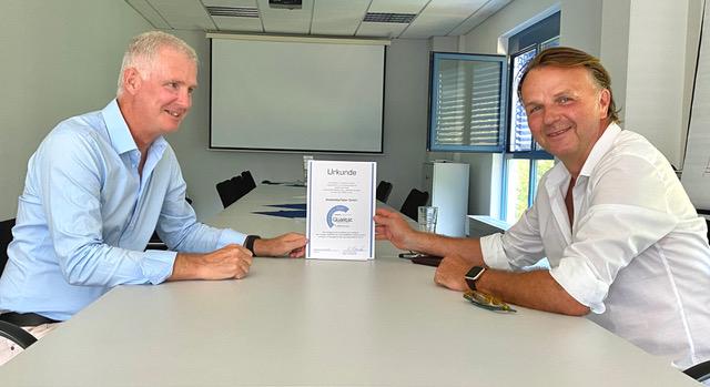 Jörg Brunecker von Swietelsky-Faber GmbH Kanalsanierung mit Andreas Haacker